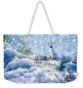 A Christmas To Remember Weekender Tote Bag