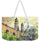 A Church In Budapest 01 Weekender Tote Bag