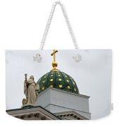 A Church In Helsinki Weekender Tote Bag