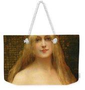 A Classical Beauty Weekender Tote Bag