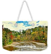 A Cleveland Autumn Weekender Tote Bag
