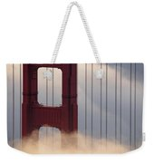 A Closer View Weekender Tote Bag