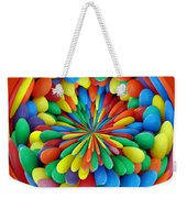 A Clowns Ball Weekender Tote Bag