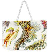 A Collection Of Nudibranchia Weekender Tote Bag