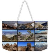 A Collection Of Views Weekender Tote Bag