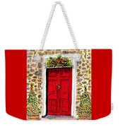 A Colonial Christmas At The Dobbin House Gettysburg Weekender Tote Bag