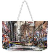 A Colorful Place To Sleep Weekender Tote Bag