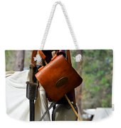 A Confederate Soldiers Life Weekender Tote Bag
