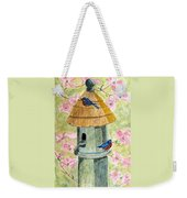 A Cottage For Two Weekender Tote Bag