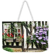 A Cottage In Normandy Weekender Tote Bag