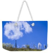 A Cotton-candy Day Weekender Tote Bag