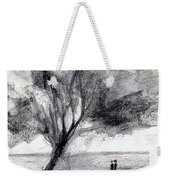 A Couple Weekender Tote Bag