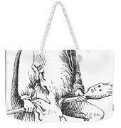 A Court Fool, 1552 Weekender Tote Bag