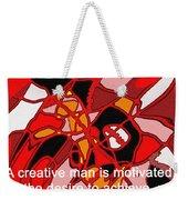 A Creative Man Weekender Tote Bag