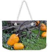 A Crop Of Pumpkins Weekender Tote Bag