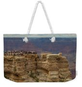 A Crowd And A Canyon Weekender Tote Bag