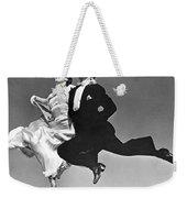 A Dance Team Does The Rhumba Weekender Tote Bag