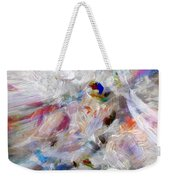 A Dance With Paint Weekender Tote Bag