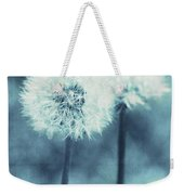 A Dandy In Blue Weekender Tote Bag