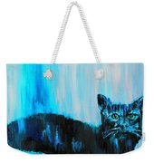 A Dark Ambiguous Presence Questioned All Weekender Tote Bag
