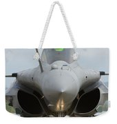 A Dassault Rafale Fighter Aircraft Weekender Tote Bag