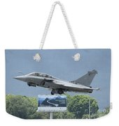A Dassault Rafale Of The French Air Weekender Tote Bag