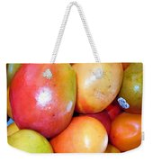 A Day At The Market #1 Weekender Tote Bag