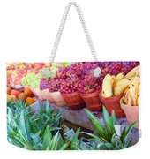 A Day At The Market #15 Weekender Tote Bag