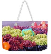 A Day At The Market #18 Weekender Tote Bag