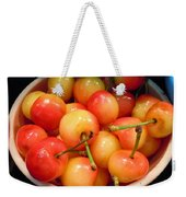 A Day At The Market #7 Weekender Tote Bag