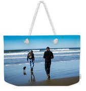 A Day At The Ocean Weekender Tote Bag