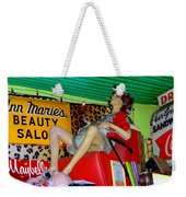 A Day At The Spa Weekender Tote Bag