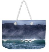 A Day In The Surf V3 Weekender Tote Bag
