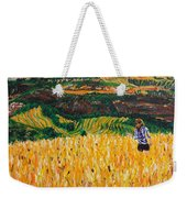 A Day In Tuscany Weekender Tote Bag