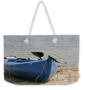A Day On The Water Weekender Tote Bag
