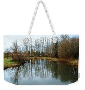 A Day To Reflect Weekender Tote Bag