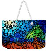 A Day To Remember - Mosaic Landscape By Sharon Cummings Weekender Tote Bag