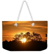 A Day's End Weekender Tote Bag
