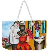A Declaration Of Love Weekender Tote Bag