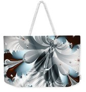 A Deeper Reflection Abstract Art Prints Weekender Tote Bag
