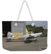 A Dhc-1 Chipmunk Trainer Aircraft Weekender Tote Bag