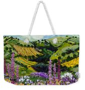 A Different Garden Weekender Tote Bag