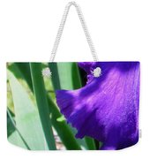 A Dip Of Purple Weekender Tote Bag