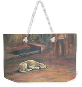 A Dog's Life. Weekender Tote Bag