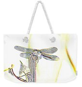 A Dragonfly In My Dreams Weekender Tote Bag