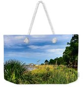 A Drive With A View Weekender Tote Bag