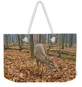 A Eight Point Buck 1261 Weekender Tote Bag