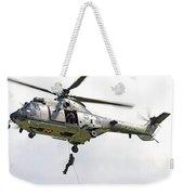 A Eurocopter As332 Super Puma Weekender Tote Bag
