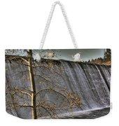 A Fall Waterfall Weekender Tote Bag