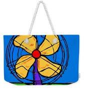 A Fan Of Color Weekender Tote Bag